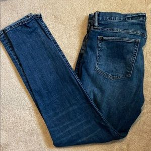 Men's Gap Slim Taper jeans 33x32